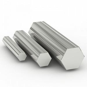 Шестигранник стальной конструкционный