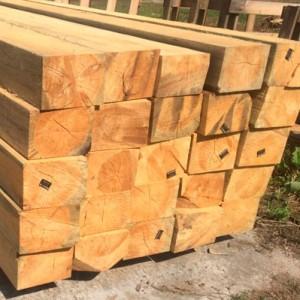 Шпалы железнодорожные деревянные в Нижневартовске
