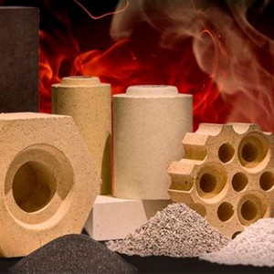 Огнеупорные материалы