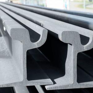 Рельсы трамвайные в Нижневартовске